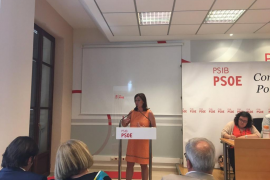 Armengol buscará la reelección como secretaria general del PSIB