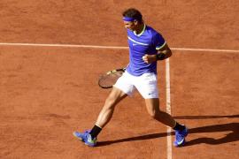 Nadal arrolla a Thiem de camino a su décimo Roland Garros