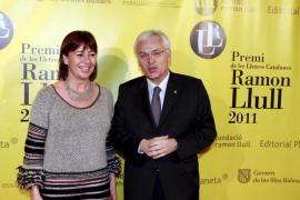 Entrega del Premi Ramon Llull de novela