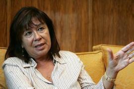 Cristina Narbona será la nueva presidenta del PSOE
