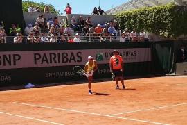 Rafa Nadal prepara la final de Roland Garros