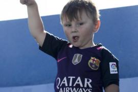 La UD Ibiza ya es de Tercera División (Fotos: Daniel Espinosa)