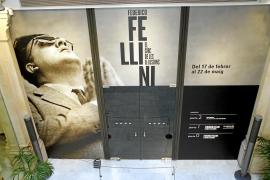 Caixafòrum muestra el universo creativo de Fellini y descubre sus obsesiones