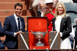 La final del décimo Roland Garros de Rafael Nadal, en imágenes