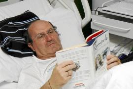 Detenido de nuevo 'el abogado del diablo' ante su inminente alta médica