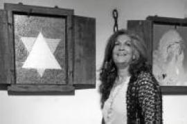 'Dúos' de Elisabeth Louy en Can Jeroni