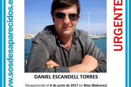 Buscan en Ibiza a un joven de 37 años desaparecido el 6 de junio
