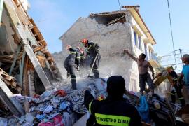 Una persona muerta en el terremoto que ha afectado a la isla griega Lesbos