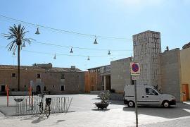 El embellecimiento del centro histórico, eje de revitalización en Campos