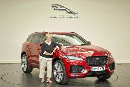 El Jaguar F-Pace, el mejor coche del año según las mujeres
