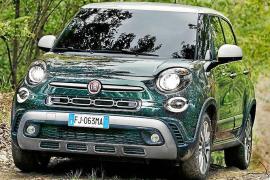 El nuevo Fiat 500 L llega al mercado mucho más 'crossover' y más tecnológico