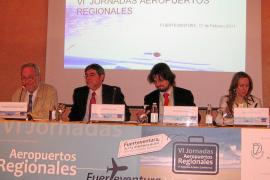 El Govern quiere participar con los Consells y los ayuntamientos en la gestión de los aeropuertos