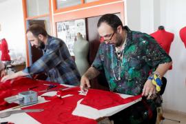 Shingo Sato imparte una masterclass en la Escola d'Arts (Fotos: Daniel Espinosa).