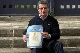 El tirador Joan Seguí, galardonado con el premio Cornelius Atticus 2010