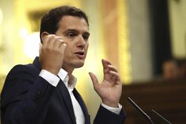 Rivera: «Si Podemos no existiera, Rajoy no sería presidente del Gobierno»