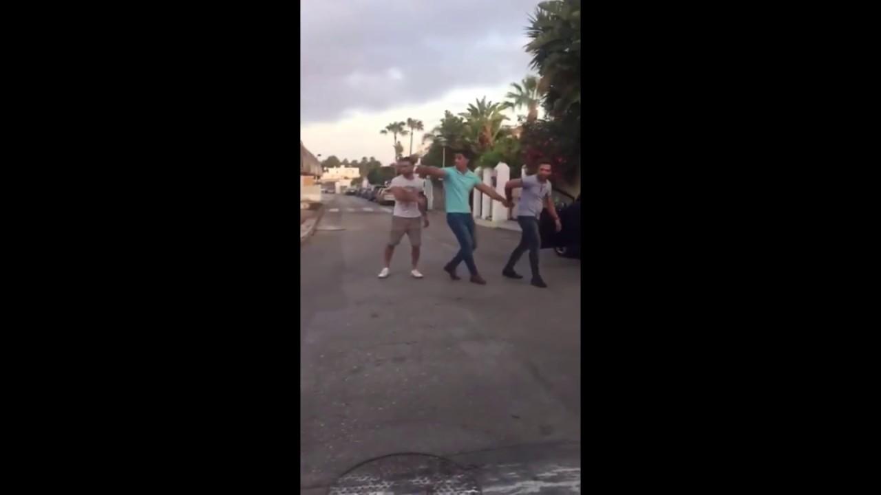 Brutal pelea a las puertas de una discoteca en Marbella