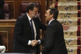 El Congreso rechaza la moción de censura contra Rajoy