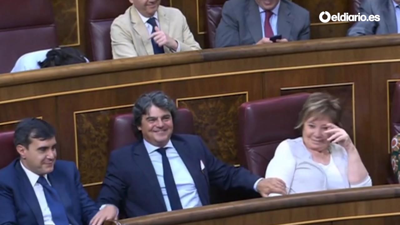 Jorge Moragas se equivoca y apoya a Pablo Iglesias como presidente antes de rectificar