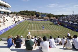 Nadal preparará el asalto a Wimbledon en las pistas de hierba del Mallorca Open