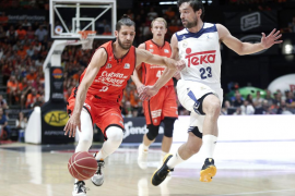 El Valencia Basket derrota al Madrid y sueña con su primera liga