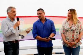 Inauguración de la edición 2017 del Ibiza Gay Pride
