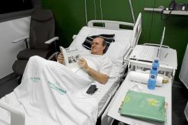 El juez Pedraz ordena llevar a Di Stefano a Madrid para decidir si sigue detenido