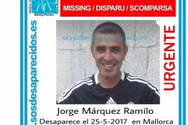 Buscan a un hombre desaparecido en Mallorca desde el pasado 25 de mayo