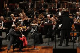 Un centenar de estudiantes compartirán campamento con músicos de la Sinfónica