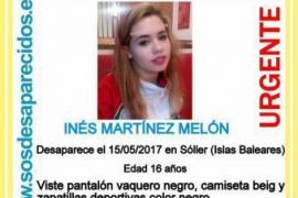 Encuentran en buen estado a la joven desaparecida en Sóller