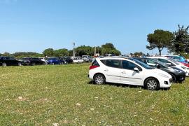 Santa Margalida cerrará el parking de Son Real si el Govern no lo legaliza en 15 días