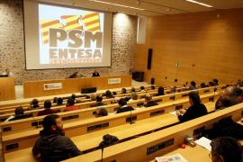 El PSM proclama a Biel Barceló candidato al Govern