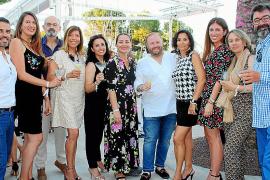 Fiesta de aniversario en ME Mallorca