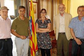 Josep Maria Quintana presenta su último libro en la Casa de Menorca