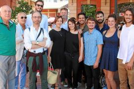 Entrega de premios del II Certamen de Cortos de Port Adriano