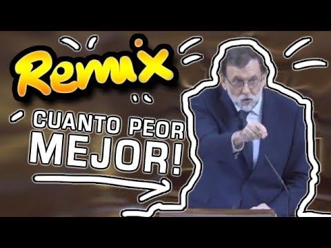 La última remezcla de Mariano Rajoy que triunfa en las redes sociales