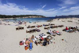 Alerta amarilla por altas temperaturas en Ibiza y Formentera