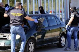 La Guardia Civil desmantela 64 puntos de venta de droga en la Part Forana en el último mes