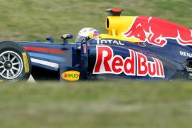 Vettel reafirma que el Red Bull sigue siendo el coche a batir