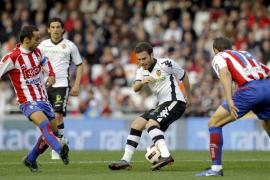 El Valencia se atascó y el Sporting apenas sufrió
