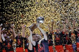 El Valencia cumple su anhelado sueño y se proclama campeón