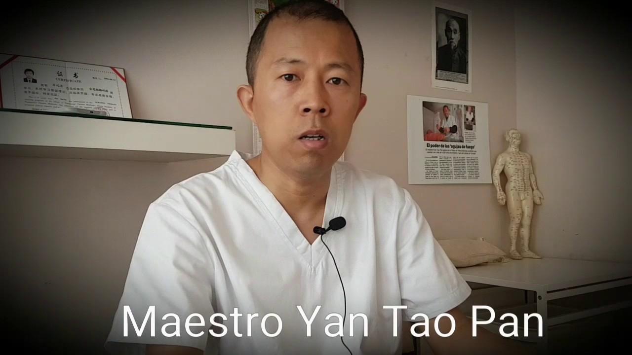 Yan Tao Pan, maestro de las 'agujas de fuego'