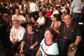 Armengol reclama un congreso de «unidad» que sitúe al PSOE «en la izquierda»