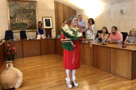 Katia Rouarch toma el relevo de Jaume Porsell al frente de la alcaldía de Andratx