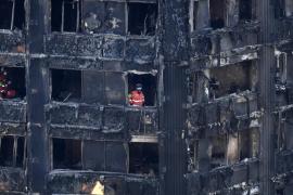 La policía asume que los 58 desaparecidos por el incendio de Londres están muertos