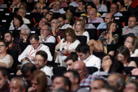 Susana Díaz no escuchará a Pedro Sánchez en el mitin de clausura del 39 Congreso del PSOE