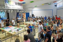 En busca de los mejores robots de Ibiza