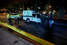 Tres muertos en un atentado en el norte de Bogotá