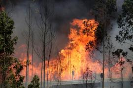 El incendio de Portugal, uno de los más graves de la historia