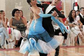 El polideportivo de sa Indioteria acogió el I Trofeu Ball Esportiu-Balears