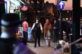 Al menos un muerto en un atropello junto a una mezquita en Londres